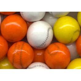 Baseballs Gumballs