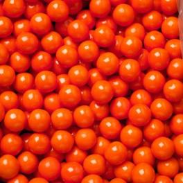 Premium Orange Gumballs