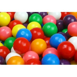 Bubble Brats 3650 Count Gumballs